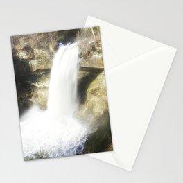 Morning Falls Stationery Cards