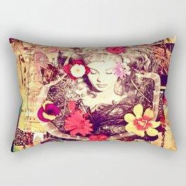 Before the Awakening Rectangular Pillow
