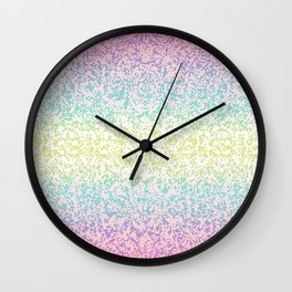 Glitter Graphic G48 Wall Clock