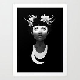 Hyperdusk Art Print