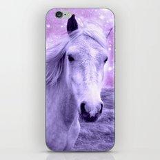 Lavender Horse Celestial Dreams iPhone Skin