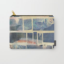 Fish Under Strong Radiation 5 Carry-All Pouch