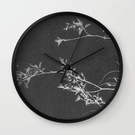 Fade To Black Wall Clock