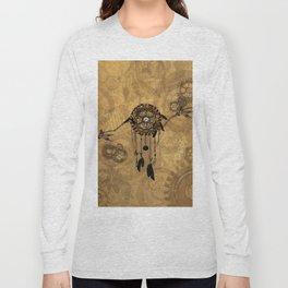 Steampunk Dreamcatcher Long Sleeve T-shirt