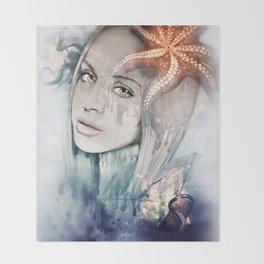 Kalypso Throw Blanket