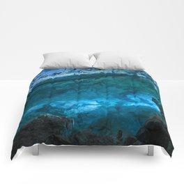 The underground lake Comforters