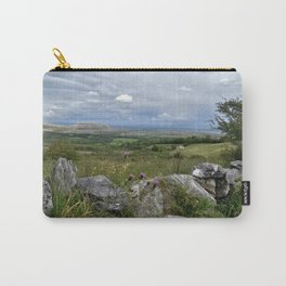 Slowly the Landscape Changes.... Carry-All Pouch