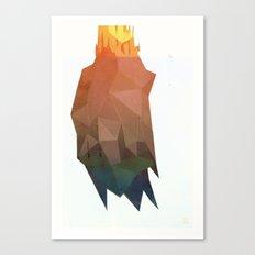 Island Castle Canvas Print