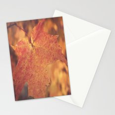 Autumn Bright Stationery Cards