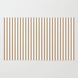 Iced Coffee Stripes Rug