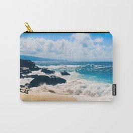 Hookipa Beach Maui Hawaii Carry-All Pouch