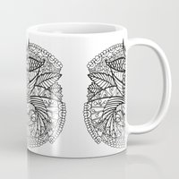 ornate Mugs featuring Ornate by RifKhas