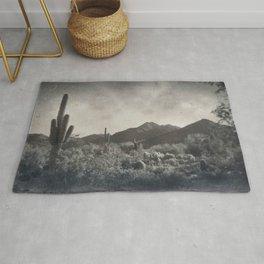 McDowell Mountains, Arizona Rug