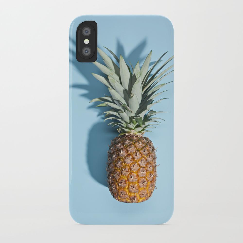 Blue Pineapple Phone Case by Rutsruts PCS3234842