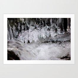 Eis Art Print