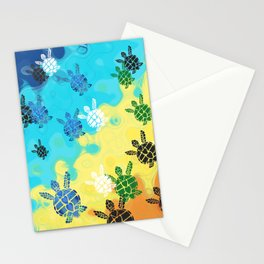Back to the Ocean Stationery Cards