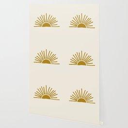 Sol in Natural Wallpaper