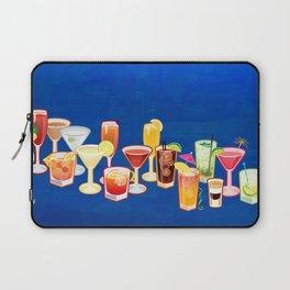 65 Cocktails Laptop Sleeve