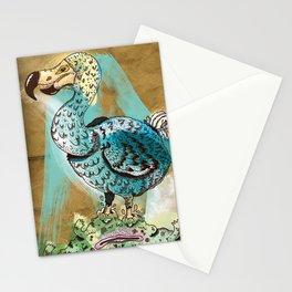"""Dodo"" by Jacob Livengood Stationery Cards"