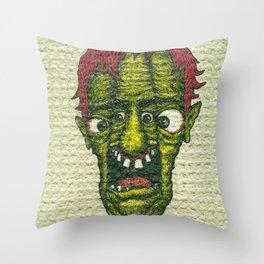 Breakdown Throw Pillow