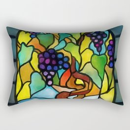 Tuscany Vinyard Rectangular Pillow