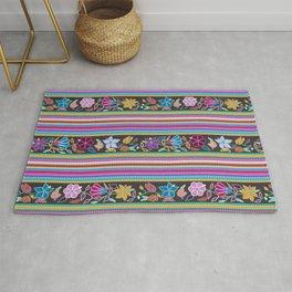 Peruvian Blanket Rug