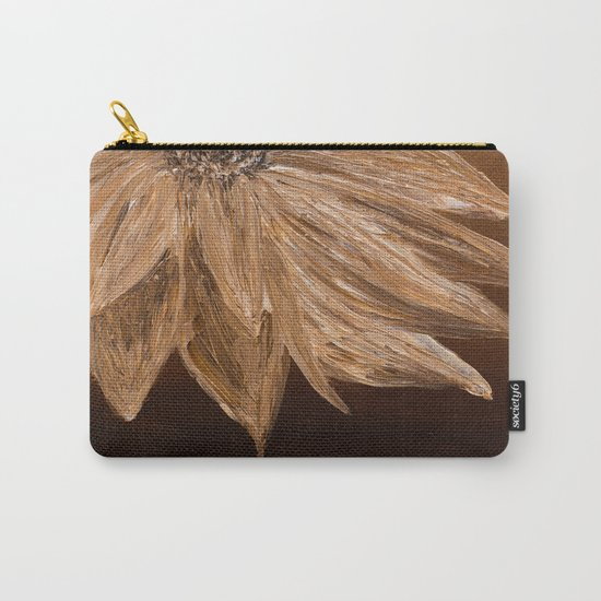 Sepia Carry-All Pouch