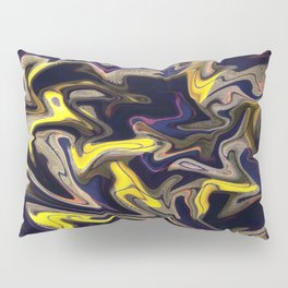 Liquid Colours (2) Pillow Sham