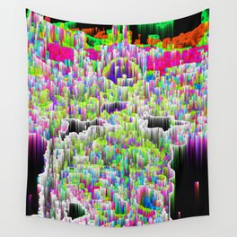 Serpentine Chatter Wall Tapestry