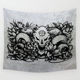Hail Seitan Wall Tapestry