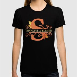 Thanksgiving S Monogram T-shirt