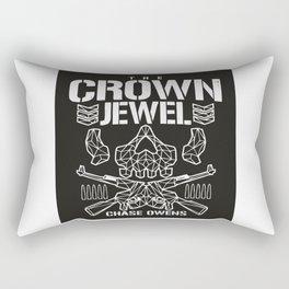 The Crown Jewel Rectangular Pillow