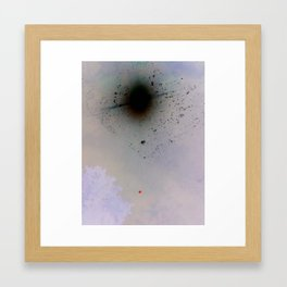 Sun Spot Framed Art Print