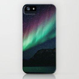 Aurora / Northern Lights II iPhone Case