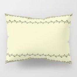 """RANDA"" Pillow Sham"