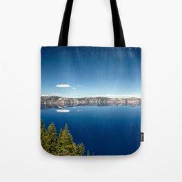 Summer at Crater Lake Tote Bag