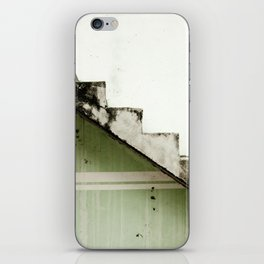 Two-tone Stairs iPhone Skin