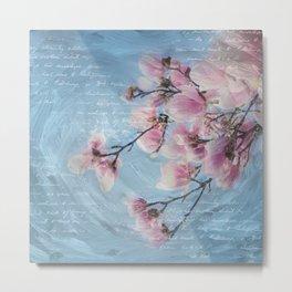 Steel Magnolias Metal Print