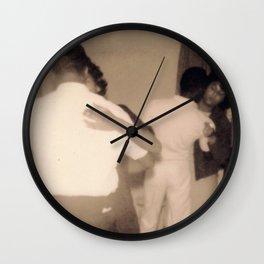 Slow Dance Wall Clock