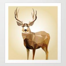 My Deer Art Print