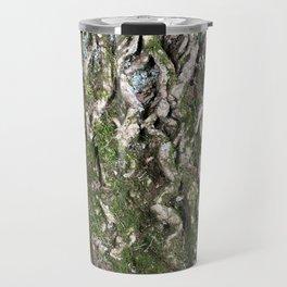 Mossy Tree Love Travel Mug