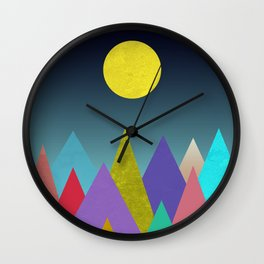 Abstract #443 Wall Clock