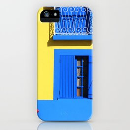 Cais dos Botirões iPhone Case