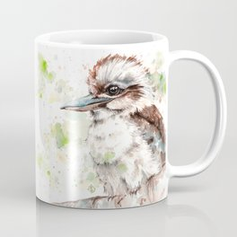 A Kookaburras Gaze Coffee Mug