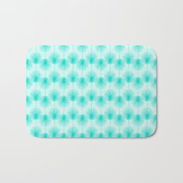 Tropical Teal Bath Mat