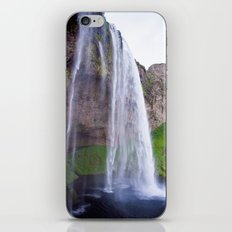 rushing down iPhone & iPod Skin