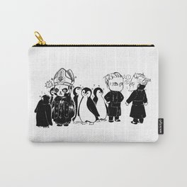 Ghost in the South Pole Carry-All Pouch