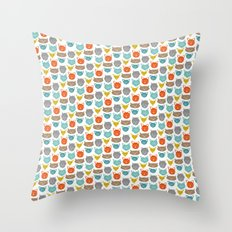 Cats (cats) Throw Pillow