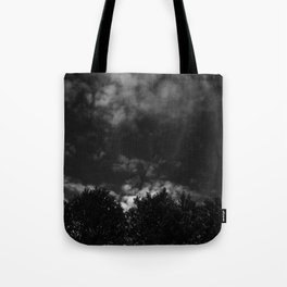 Darkly Clouded Tote Bag