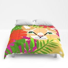 Rousseau's Cat Comforters